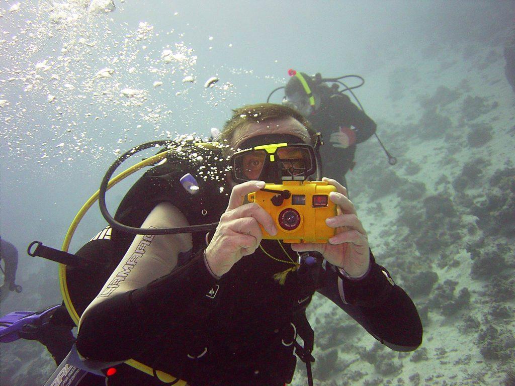 Fotografia podwodna
