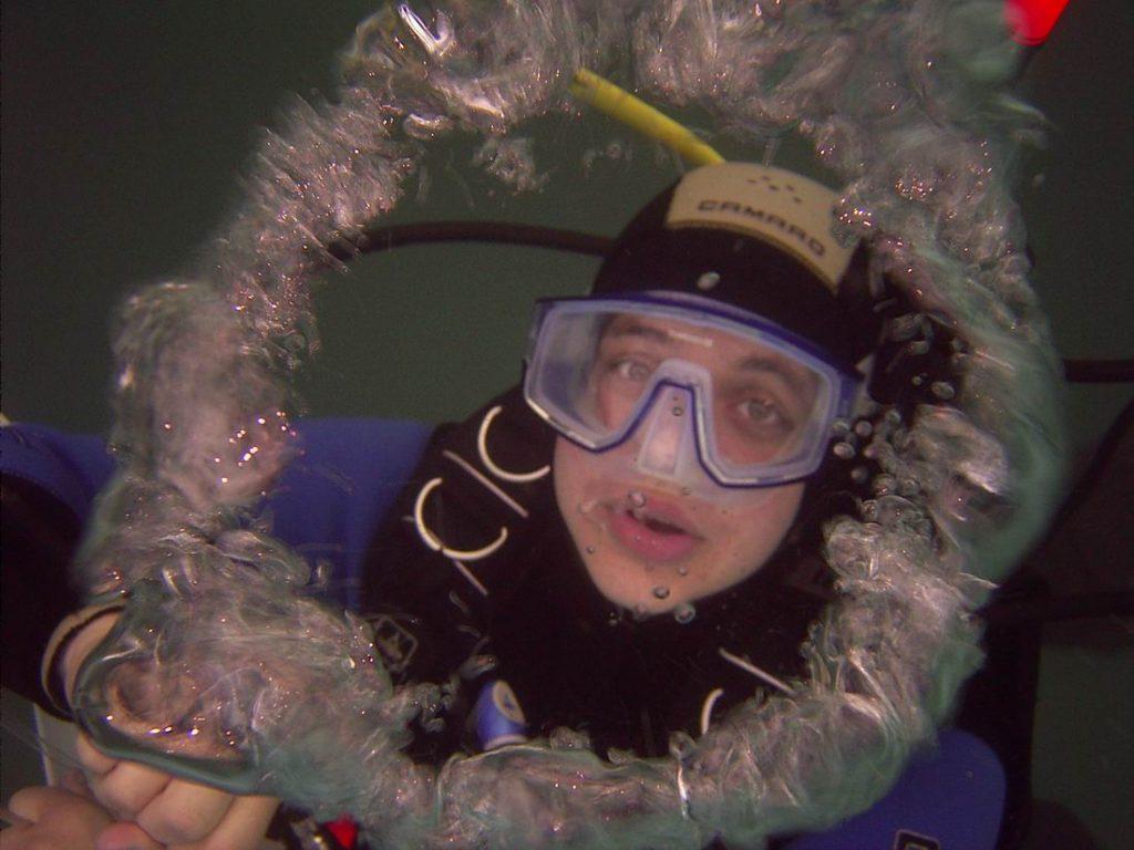 Master Scuba Diver PADI